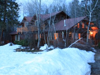 Timber Wolf Townhome at Wolfridge Resort - Winthrop vacation rentals
