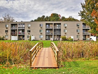2BR Laconia Condo w/ Lake Views & Pool Access! - Laconia vacation rentals