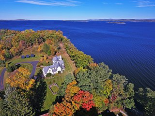 NEW! Regal 4BR South Hero House on Lake Champlain - South Hero vacation rentals