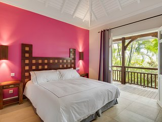 Villa Lagoon - St Barth Sun has 2 equally spacious  2 Bedrooms - Petit Cul de Sac vacation rentals