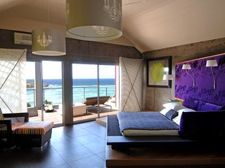 Luxury Suite including a terrace and have an exceptional view of the lagoon - Grand Cul-de-Sac vacation rentals