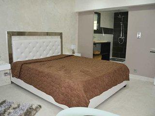 Naturist  Contemporary luxury room with showbiz style furniture St Martin - Saint Martin vacation rentals