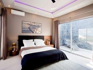 Whale Villa Mont Vernon Saint-Martin, 3 BEDROOM, 3.5 BATH - up to 6 guests - Hillside vacation rentals