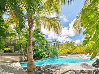Beautiful Naturist suite with independent access from the tropical garden - Orient Bay vacation rentals