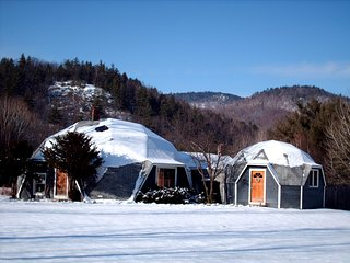 Amazing Dome House-Hot Tub-WiFi-Near Sunday River - Bethel vacation rentals