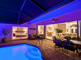 Modern Luxury Villa on Tropical Canal. - Naples vacation rentals