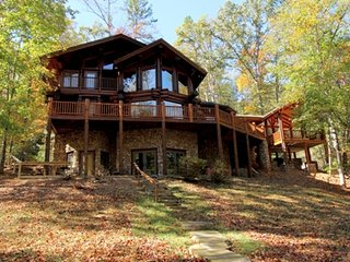 River Ridge Lodge Toccoa Riverfront  Book By Bedrm - Blue Ridge vacation rentals