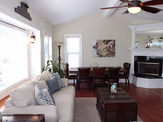 Furnished 2-Bedroom Home at 19th St & Palm Dr Hermosa Beach - Hermosa Beach vacation rentals