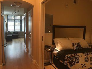 Washington DC High-Rise One-Bedroom Apartment - Washington DC vacation rentals
