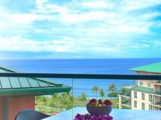 Maui Resort Realty Presents Konea 919 @ Honua Kai  –  2 BR Corner w/ Sweeping 9th Floor Ocean Views! - Lahaina vacation rentals