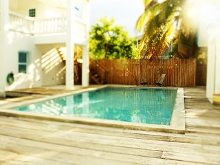 Azul Maya Villa Grande: get your pool and beach on - San Pedro vacation rentals