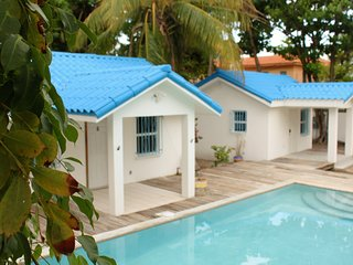 Azul Maya Villa Pequeña - pool and steps to beach - San Pedro vacation rentals
