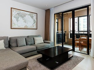 Relaxing and Modern Apartment in Poly Cente - Chengdu vacation rentals