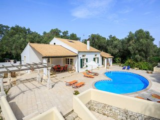 Villa Athena (Magazia, Paxos) Sleeps 2-6 - pool - Magazia vacation rentals