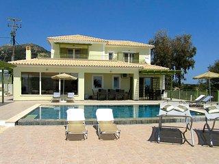 Turtle Beach Villa (Mounda Beach) Sleeps 2-8- pool - Skala vacation rentals