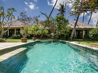 Spacious, Traditional, Modern Canggu Villa w Pool - Canggu vacation rentals