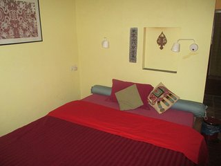 Big Deluxe Room with attached bathroom no kitchenette ground floor - Dakshinkali vacation rentals