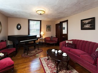 5BR Pocono Victorian - Near River, Whitewater & Bike Trails! - White Haven vacation rentals