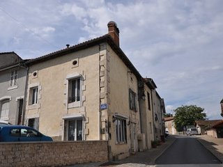 Bright House with Boat Available and Television - Le Vigeant vacation rentals