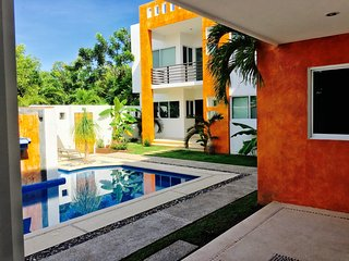 Beautiful condo 10 min walk to Playa Carrizalillo - Puerto Escondido vacation rentals