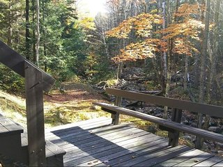 Woodland House with Wild Brook - Franconia vacation rentals