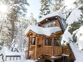 Old Tahoe Charm Near the Lake - Tahoe Vista vacation rentals
