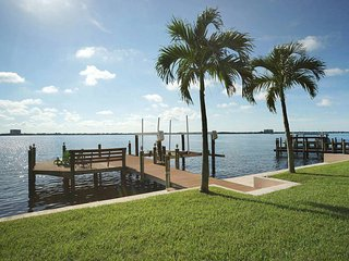Secluded River side Villa  - boat available - Cape Coral vacation rentals