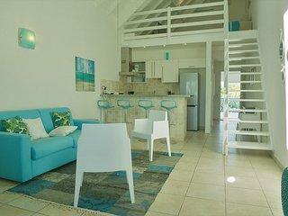 BEACHFRONT and OCEANVIEW Condominium in Orient Beach - Orient Bay vacation rentals