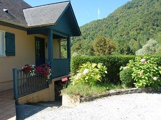 Un chalet au pied du Pic du Midi d'Ossau - Louvie-Juzon vacation rentals