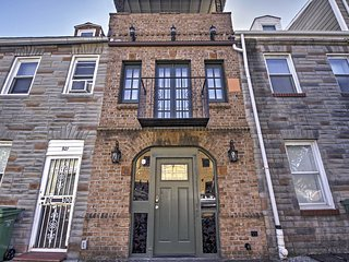 3BR Baltimore House w/ Spacious Private Deck! - Baltimore vacation rentals