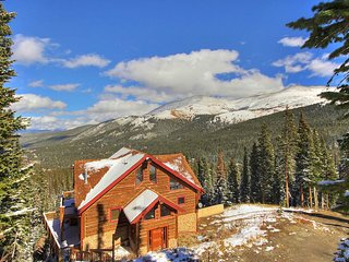 NEW! 3BR Breckenridge Home w/Mountain View Hot Tub - Breckenridge vacation rentals