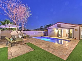 Gorgeous 2BR Scottsdale Home w/Heated Pool! - Scottsdale vacation rentals