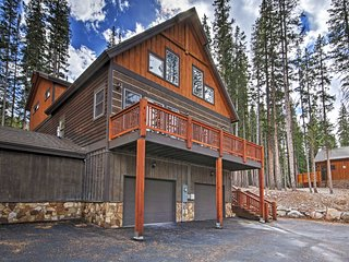 5BR Breckenridge Duplex w/Quiet Setting! - Blue River vacation rentals