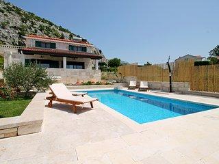 Villa Runje-Secret paradise in mountain, sea views - Zrnovnica vacation rentals