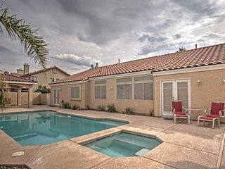 4BR Las Vegas Home w/Private Pool & Spa! - Las Vegas vacation rentals