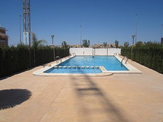 3 Bed House / A/C / Pool / 5 Mins to the Beach #62 - Pilar de la Horadada vacation rentals