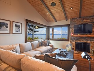 Lakefront Condo on the West Shore, Panoramic Views - Tahoma vacation rentals