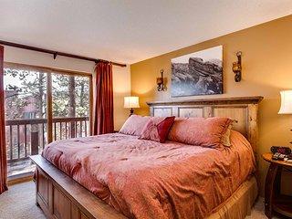 2 Bedroom, 2 Bathroom House in Breckenridge  (12D) - Breckenridge vacation rentals