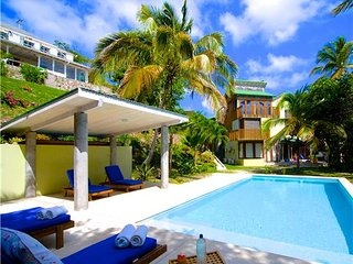 New Eden Villa & Anthony Eden Cottage - Friendship Bay vacation rentals