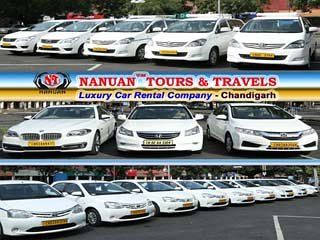 Nanuan Tours & Travels - Taxi in Chandigarh - Manimajra vacation rentals