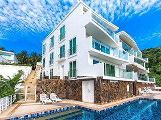 Apartment Seaview KATA 110m2 Villa - Karon Beach vacation rentals