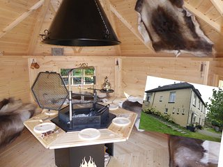 Historic dike house with Lapland BBQ kota - Deventer vacation rentals
