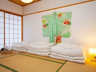 Tatami House Nipponbashi NTM15 - Osaka vacation rentals