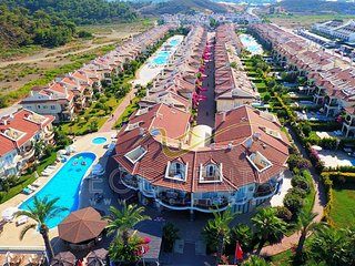 3 BEDROOM GROUND FLOOR APARTMENT.SUNSET BEACH CLUB FETHIYE - Fethiye vacation rentals