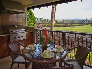 Golf Villas at Mauna Lani O22 includes AC and Great Golf Course Views! - Kamuela vacation rentals