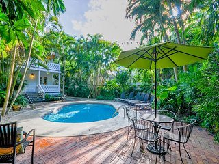Southard Street Queen Conch - A Historic compound with large sunny pool - Key West vacation rentals