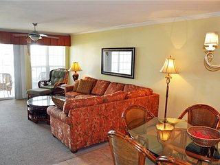 Nice Condo with Internet Access and A/C - North Myrtle Beach vacation rentals