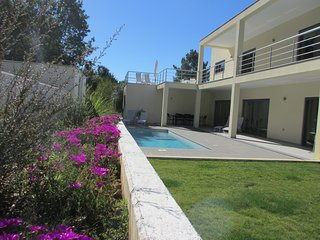 Stunning luxury design villa with private pool - Lousa vacation rentals