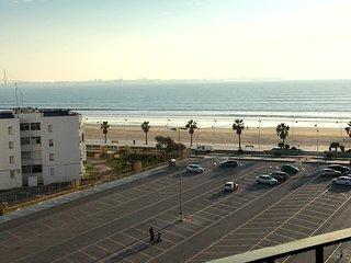 Cozy apart with seaviews .Wifi ,Satélite, parking - Valdelagrana vacation rentals