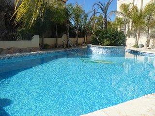 3 Bed 1st F/Apt / Pool / A/C -Playa Flamenca #28A - Playas de Orihuela vacation rentals